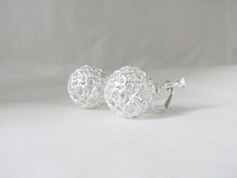 awa earrings svの画像
