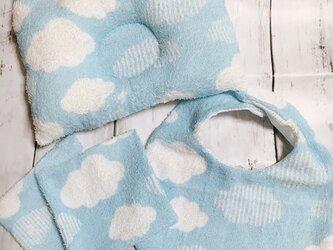 サマーパイルセット♡もくもく雲ブルーの画像