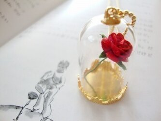 【魔女のバラ】 ネックレスの画像