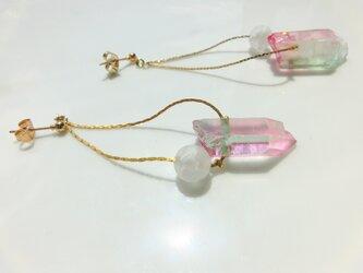 sweetie earringsの画像