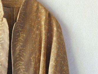 さらっと羽織る砂漠のサリーの画像