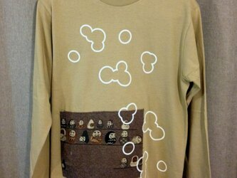 リノベーションTシャツ <DARUMA>の画像