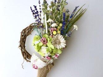 Lavender wreath Ⅲの画像