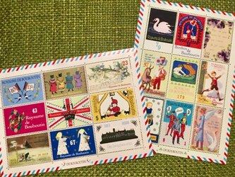 de bouboutin stamp seatseal 2setの画像