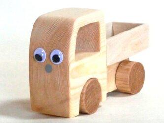 目玉トラックの画像