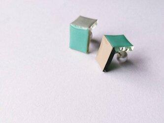 送料無料 palette『mint 』/ pierceの画像