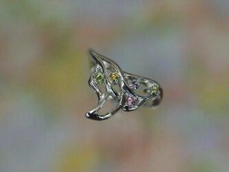 『Fairy ~Elclair~』花妖精エルクレアの指輪/【イベント限定】/シルバー925/フリーの画像