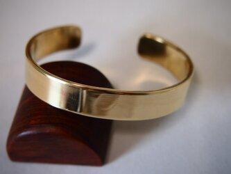 シンプル(Brass真鍮)バングル10の画像