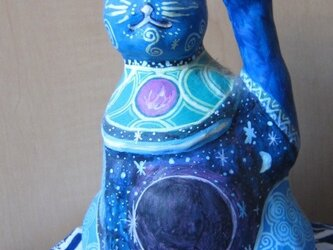 招き猫 ガリレオの画像