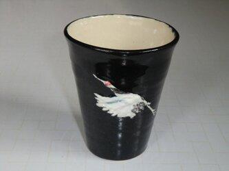 フリーカップ・丹頂鶴の画像