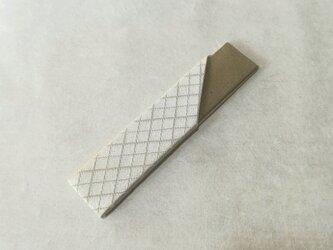 楊枝入れ 五十号【再販】:茶道小物の一つ、菓子切鞘の画像