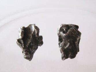 meteoriteピアス・シホテアリニ隕石 14kgfの画像