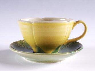 カタバミカップ&ソーサーの画像
