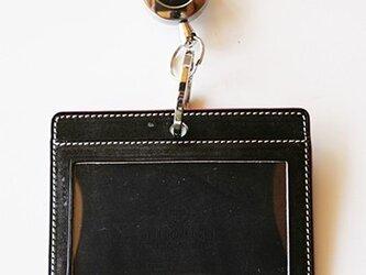BLID-04pb(ピュアブラック) ストラップカラー・チョコの画像