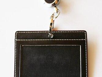 BLID-04bb(ブラックブラウン) ストラップカラー・チョコの画像