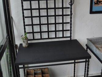 ローズガーデンテーブルの画像