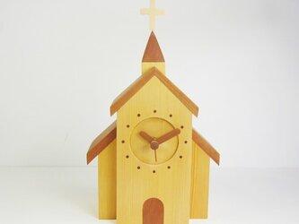 教会 置時計 の画像
