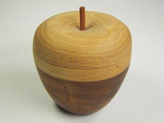 アップルボックス 寄木の画像