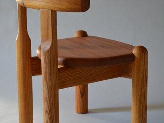 子供椅子■NAGY 09-OKO.B■ W282xD275xH362(SH220)の画像