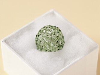 Ring color greenの画像