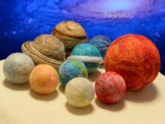 惑星Planet【10種類】インテリア・雑貨の画像