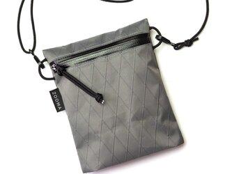 Hiking sacoche mini - X-Pac Slate Greyの画像