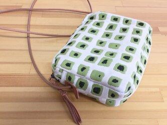 am287 pochette seed greenの画像