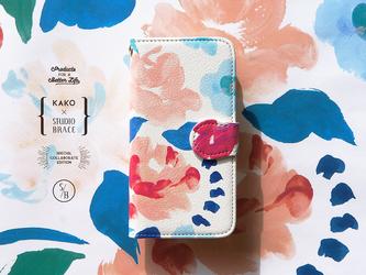手帳型|コラボスマホケース|KAKO_Lの画像