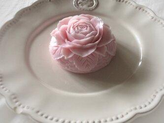 色が選べる!☆プチ プレゼント☆ソープカービング バラの贈り物♡の画像