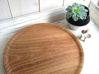 エンジュの木のトレイ 【028】の画像