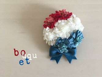 bouquet * REDの画像