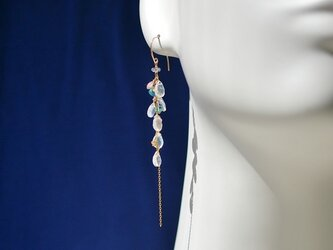 Prism color Moonstone*pierceの画像