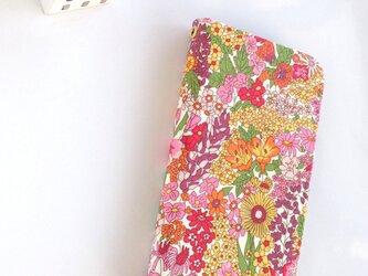 他機種製作可 リバティiphone7 iphone8 ケース (マーガレットアニー) の画像