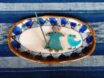 スティックお香を楽しむセット「私と青い鳥」の画像