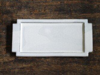 【トレイプレート小 カモフラ風】白妙 ピクセルプレートの画像