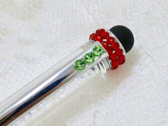 【1点のみ】スワロフスキーのタッチペン(ボールペンとしても使えます!)の画像