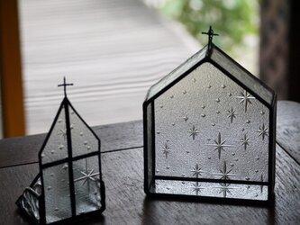 【オーダー品】教会ジュエリートレイ 飾り棚の画像