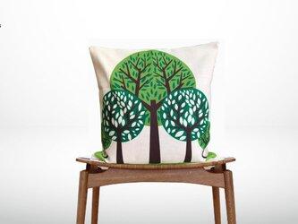 森のクッション The trees  type Bの画像