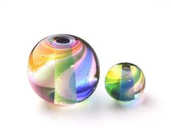 虹玉+小粒のセットの画像