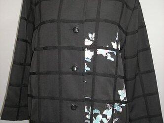 留袖ジャケット(袷)の画像