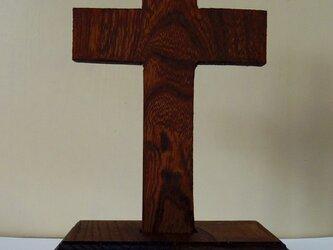 欅の十字架(祈りの奏で)の画像