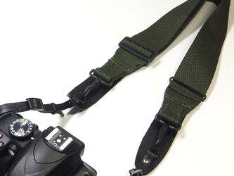 ミリタリーカメラストラップ U.S.ARMY アメリカ軍camera strapの画像
