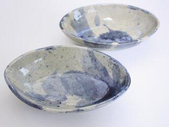 空花オバール鉢の画像