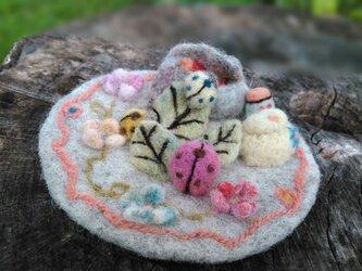Shiho 様専用【受注製作】羊毛フェルト置物の画像