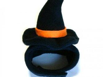 ハロウィン魔女のかぶりもの(帽子)【S/M/L】の画像