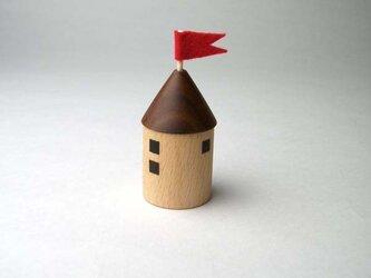 アロマディフューザー(赤い旗の家)の画像