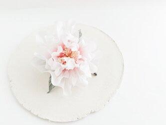 "Corsage : コサージュ "" 芍薬corsage. "" (size S)の画像"