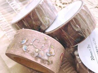 Confetti☆マスキングテープの画像