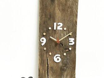 《一点モノ》栗古材時計 の画像