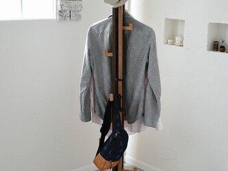 Walnut Brown / Villa Hanger Rackの画像